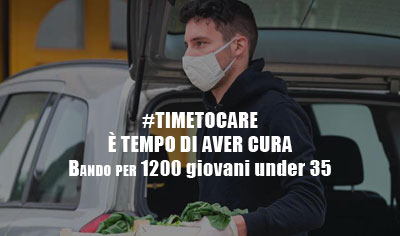 Bando Time to care. Calendario convocazioni Bando Time To Care