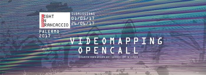 Concorso di video mapping per giovani artisti