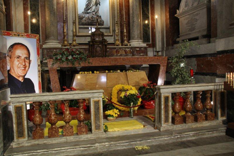 21° Anniversario del martirio del Beato Giuseppe Puglisi