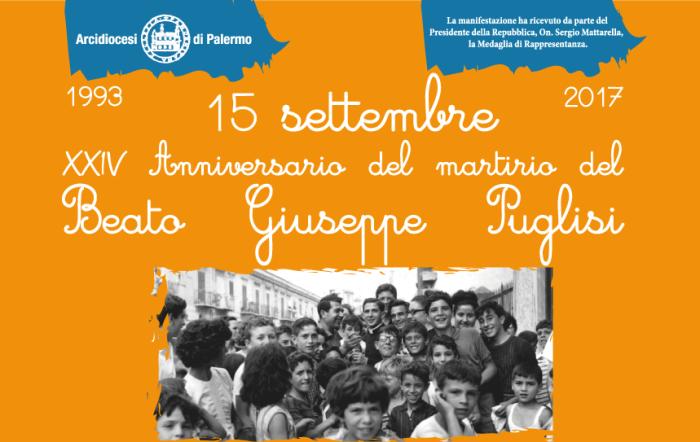 24° Anniversario del martirio del Beato Giuseppe Puglisi