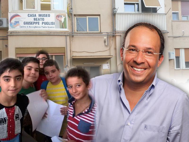 Il Sottosegretario all'Istruzione Davide Faraone visiterà la casa-museo del Beato Puglisi accompagnato da 16 allievi della Direzione Didattica Francesco Orestano